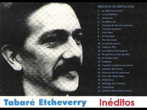 Recuerdo para Tabaré Echeverry y su potente voz