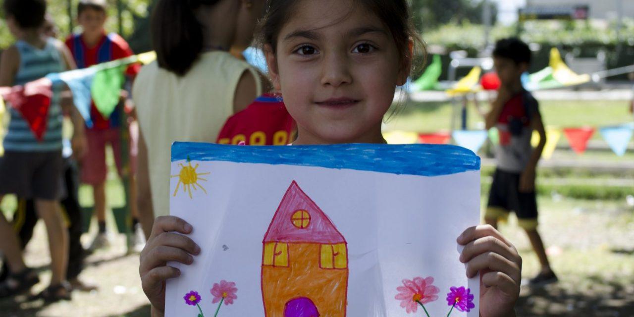 Aldeas Infantiles lanza campaña de apoyo