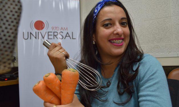 #LaRecetadeAmpis: Carrot Cake
