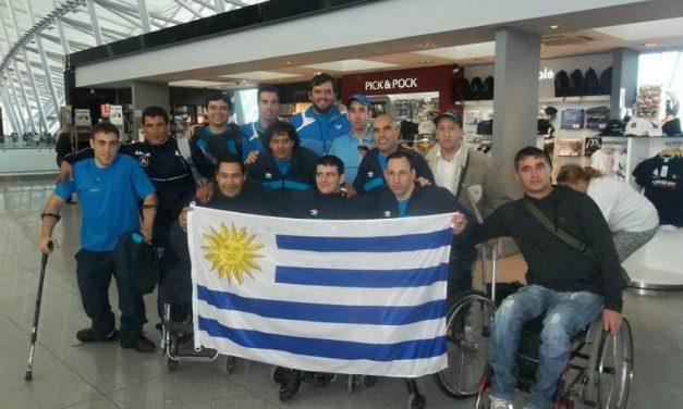 """""""Somos equipo, somos Uruguay"""""""