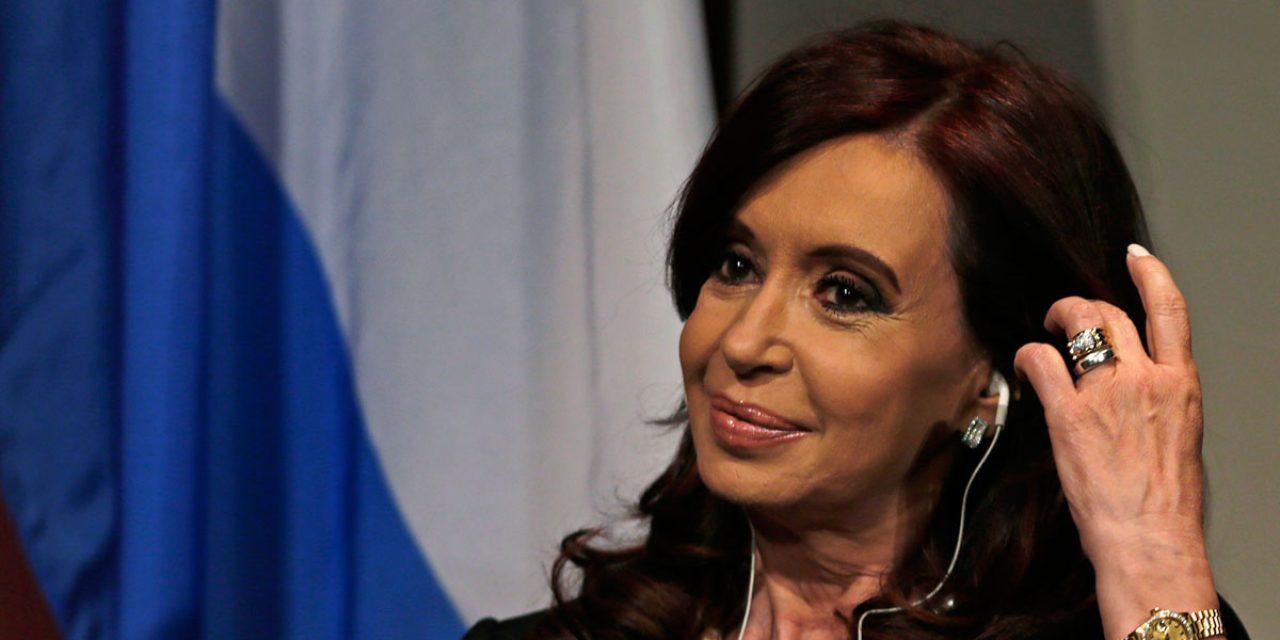 """""""La ex presidenta, Cristina Fernández, se sentará por primera vez en el banquillo de los acusados"""""""