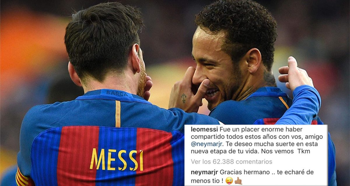 Neymar no vuelve a Barcelona