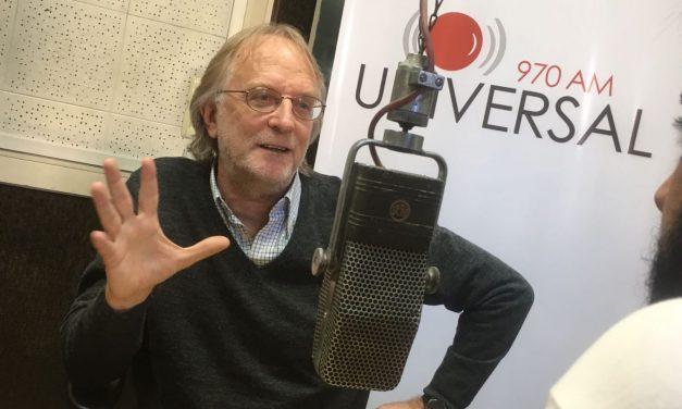 "Gerardo Tagliaferro presentó ""La otra muerte de Dan Mitrione"""