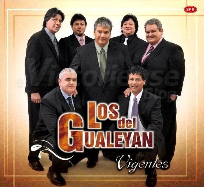 Los silbidos en la canción de Los del Gualeyán