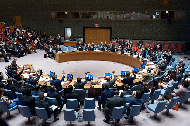 ONU adopta resolución que busca impedir compra de armas por terroristas