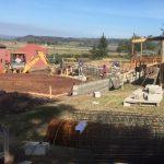 Obras de mejoramiento del complejo turístico Grutas de Salamanca