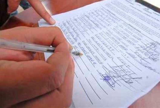 Comerciantes de Rocha recolectan firmas contra Ley de Inclusión Financiera