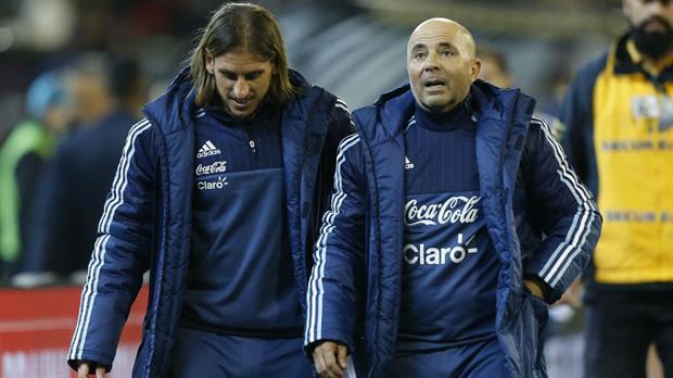 Sin Higuaín, Sampaoli reservó a 23 jugadores