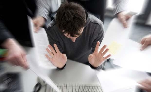 Sindrome de Burnout: cuando el trabajo nos quema