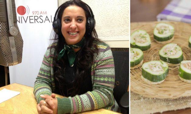 La receta de Amparo: joda pero con picada sana