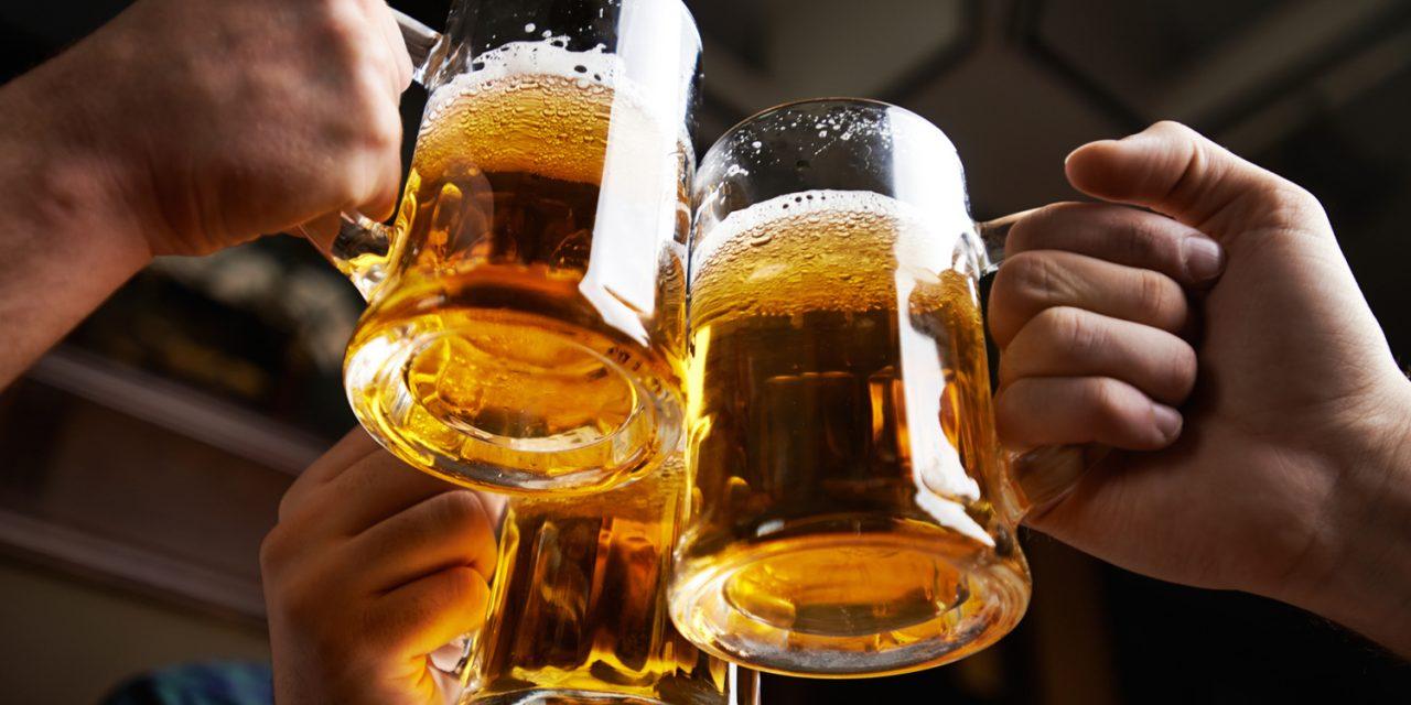 Adiós al mito de la panza cervecera