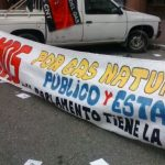 Trabajadores del gas ocupan y denuncian estafa de Petrobrás