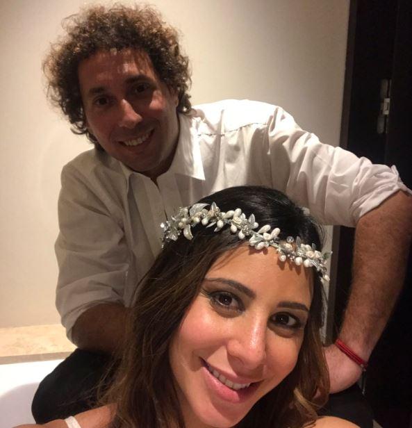 ¡Y se nos casó Martín Kesman! Felicidades desde CAFÉ EXPRESS