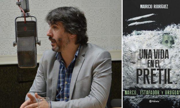 La vida de un narco, estafador y uruguayo en un libro