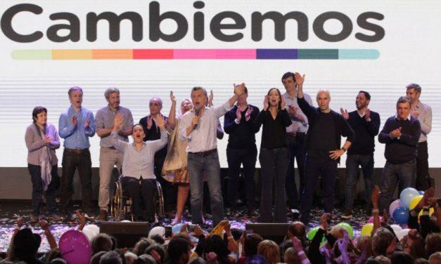 Primarias argentinas favorecen a Macri a nivel nacional
