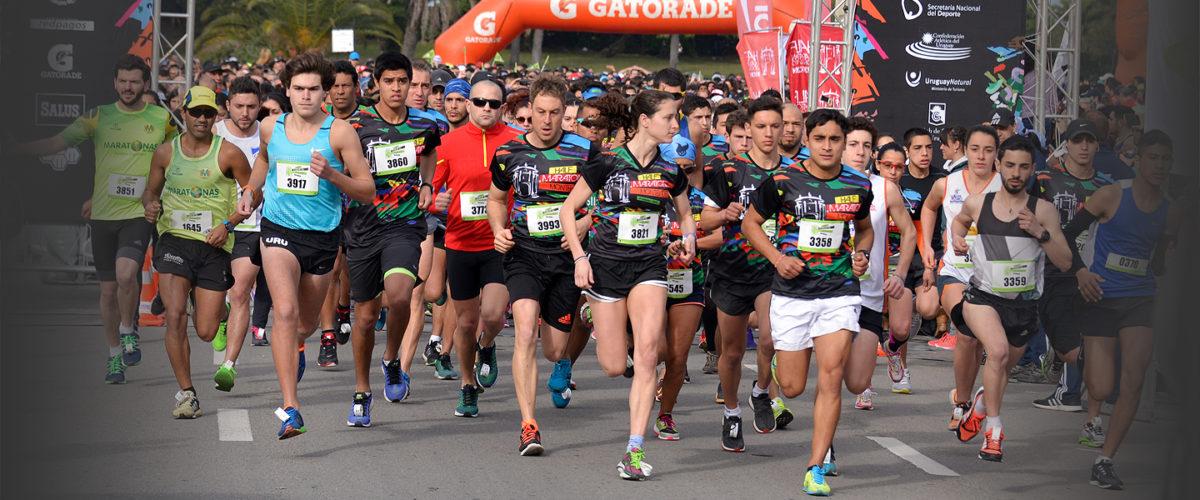 Este domingo se corre la primera medio Maratón del año