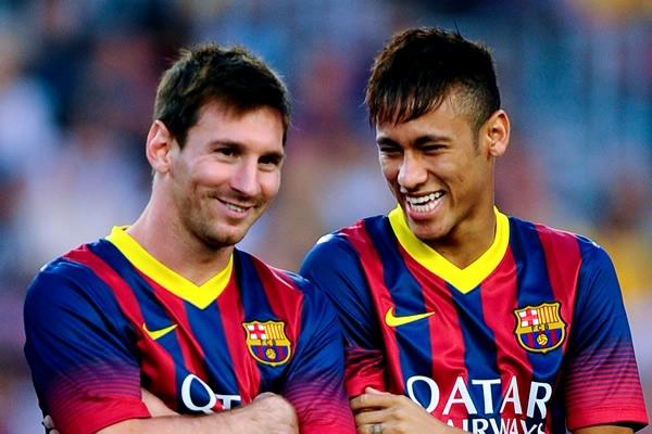 Emotivo video de Messi para despedir a Neymar