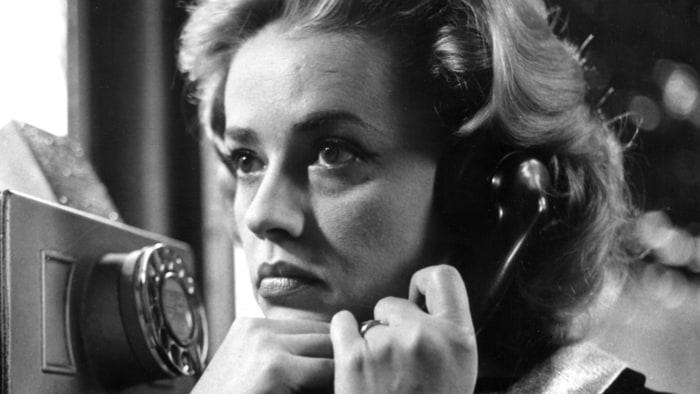 Jeanne Moreau: 89 años dedicados al cine