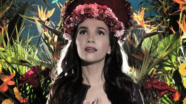 Natalia Oreiro premiada con el Cóndor de Plata