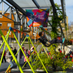 La Juventud se celebra en el Parque de la Amistad