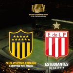 Peñarol – Estudiantes en el recuerdo de Kesman