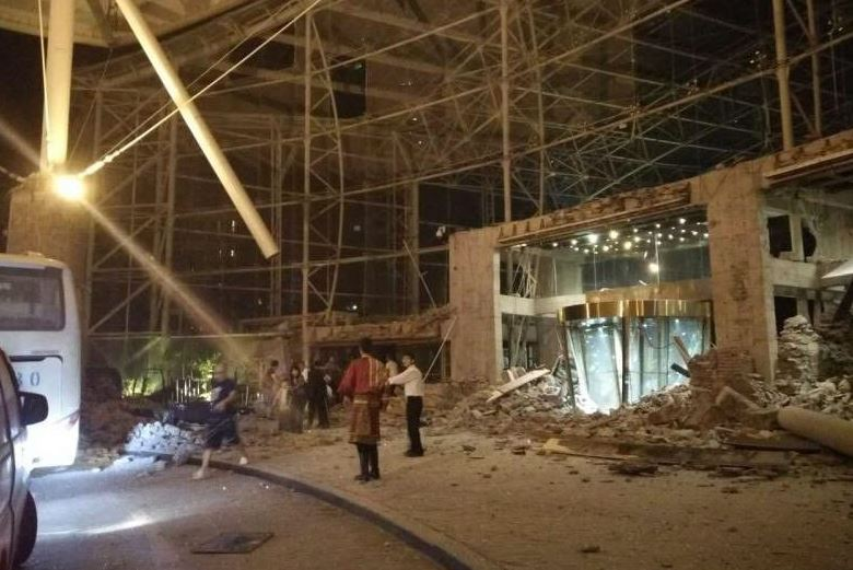 Trágico terremoto en China llegaría a un centenar de muertos