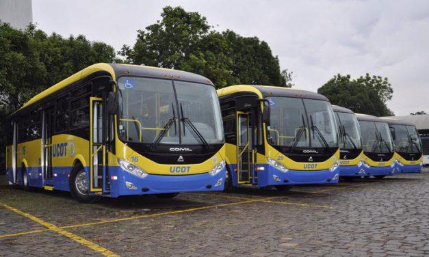 Nueva línea de ómnibus local en Puntas de Manga