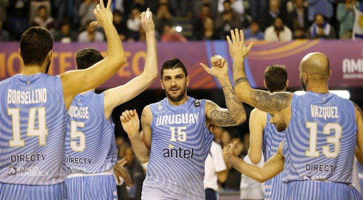 Uruguay contundente clasificó a los Panamericanos