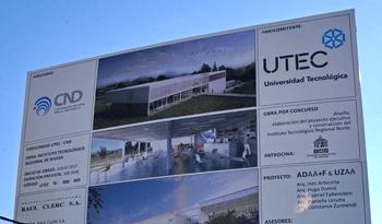 La UTEC construye en Rivera