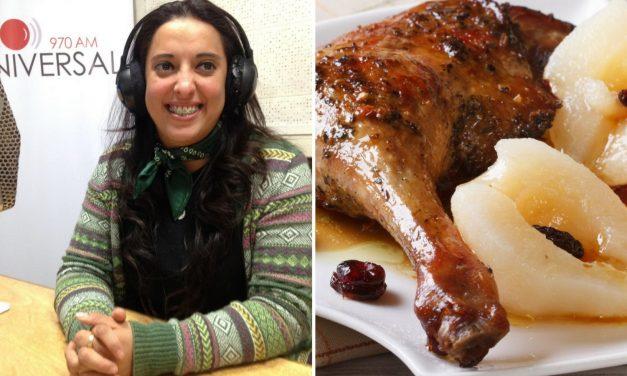 El top 5 de platos agridulces, según Amparo