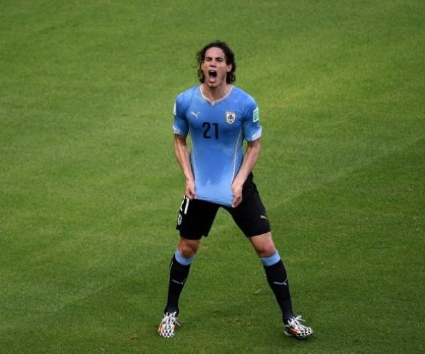 Recordamos el último gol uruguayo contra Paraguay