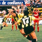 El día del cumpleaños de Peñarol recordamos un gol muy especial