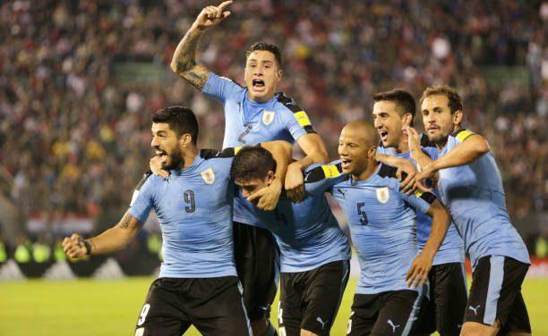 Uruguay rompió la historia en Paraguay