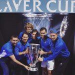 La primera Laver Cup quedó para Europa