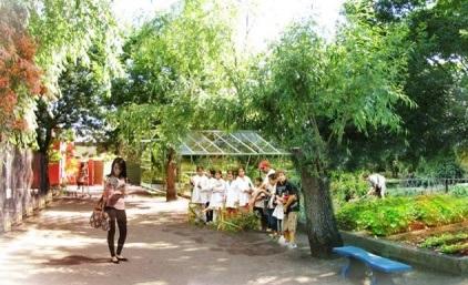 Ex-zoológico de Canelones centro de estudio universitario