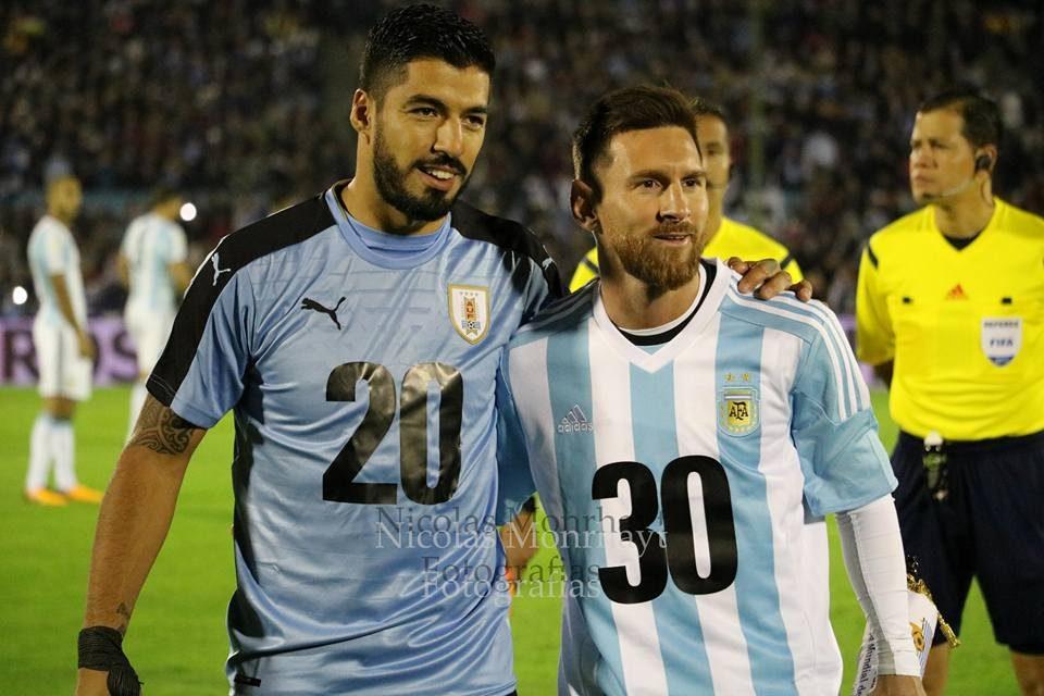 Para ver a Uruguay clasificar