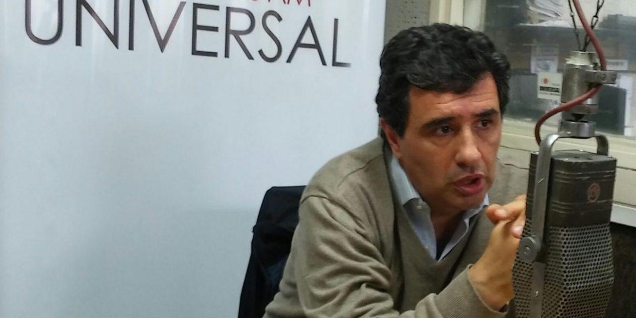 """Marcelo Signorelli: """"Toda la gente te agradece"""" por la Americup"""
