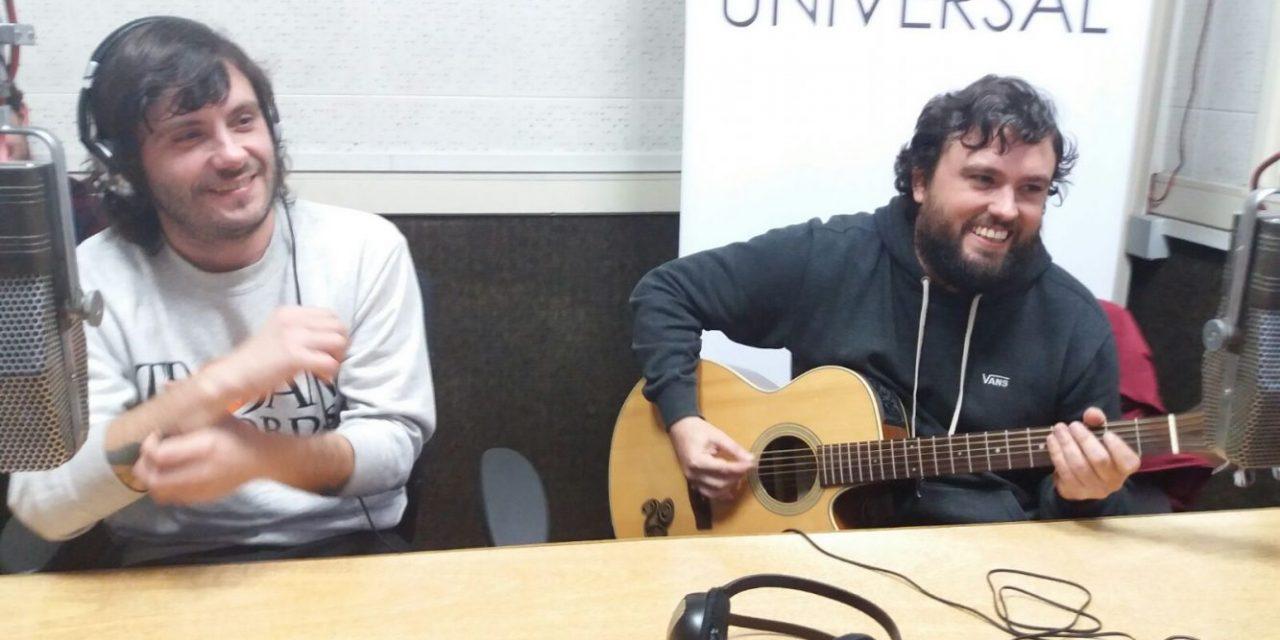 Hablan Por La Espalda presenta versiones y canciones nuevas en Sala Camacuá