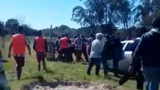 """""""Los árbitros están indefensos cada fin de semana en divisiones juveniles"""""""