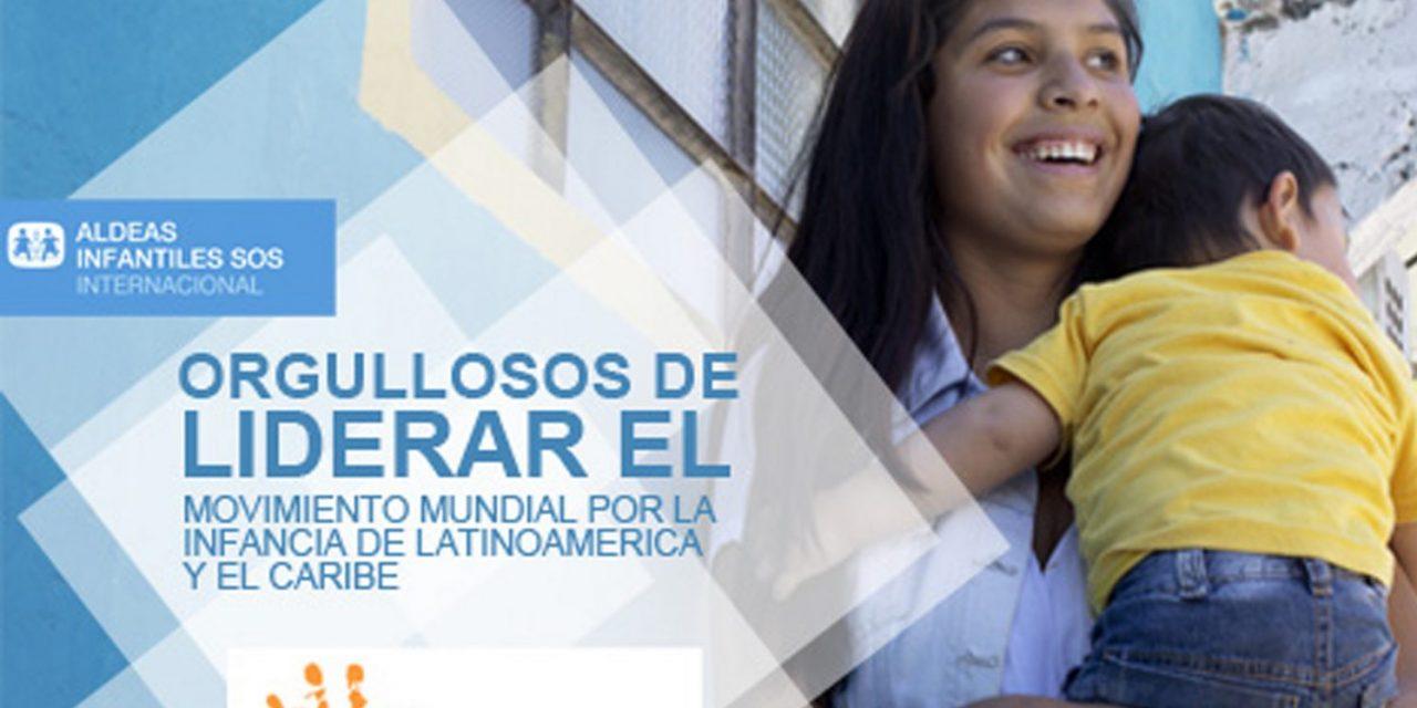Aldeas Infantiles lidera alianza regional de defensa de derechos de infancia y adolescencia