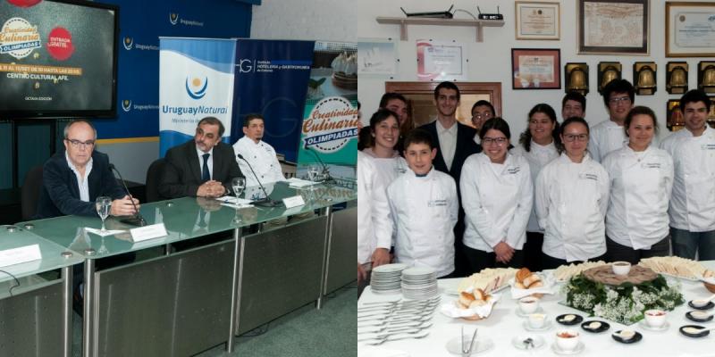 Olimpíadas de Creatividad Culinaria en Colonia