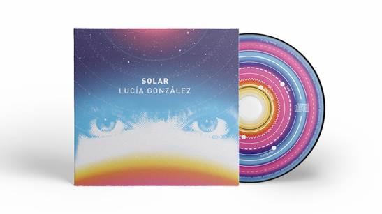Muy pronto estará disponible SOLAR, nuevo álbum de Lucía González.