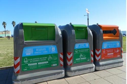 Presentan aplicación para el reciclaje