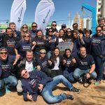 Voluntarios de Telefónica refaccionarán la Escuela Nº 354