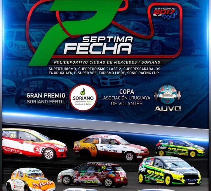 Cronograma Gran Premio Soriano Fértil – Copa AUVO