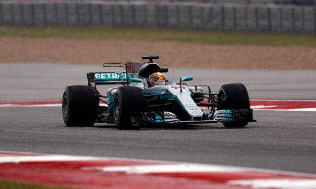 El Circuito de las Américas recibe a la Fórmula 1