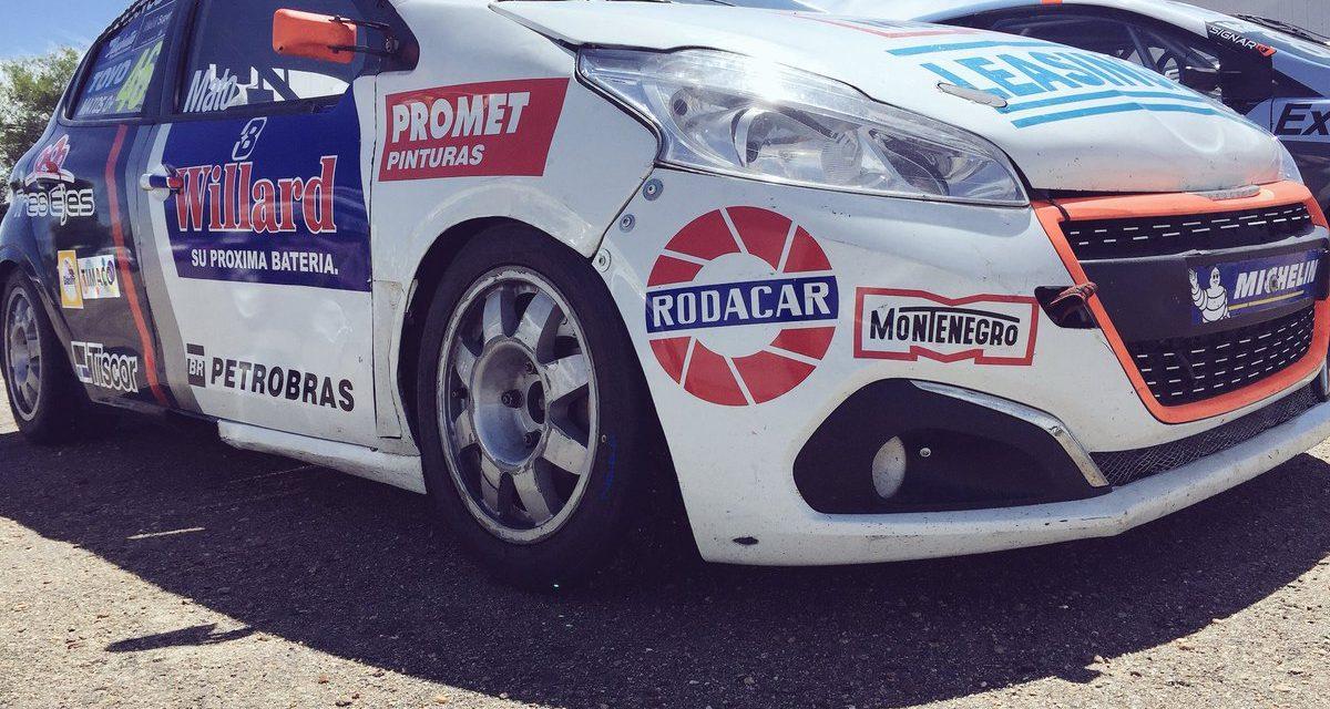 Matos ganó la segunda serie de Superturismo
