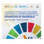Comenzó la Conferencia Mundial de Enfermedades No Transmisibles