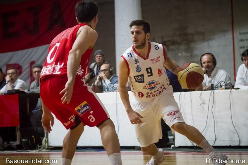 Olimpia y Larre Borges ganaron en el comiezo de la fecha
