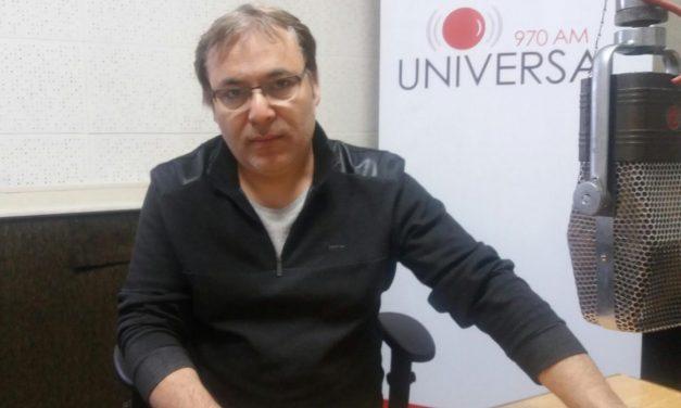 Gabriel Rolón presenta libro y obra de teatro